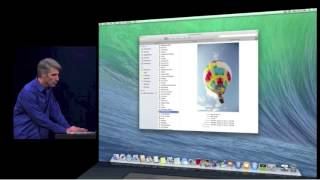 Apple introduces mac OS X Maverick