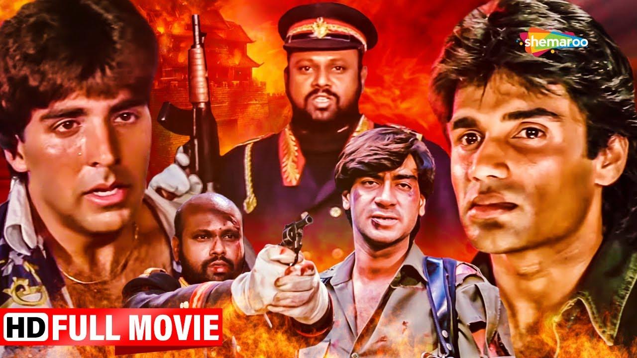 Download अक्षय कुमार, सुनील शेट्टी की एक्शन मूवी(HD) -AKSHAY , SUNIL BLOCKBUSTER MOVIE - Waqt Hamara Hai