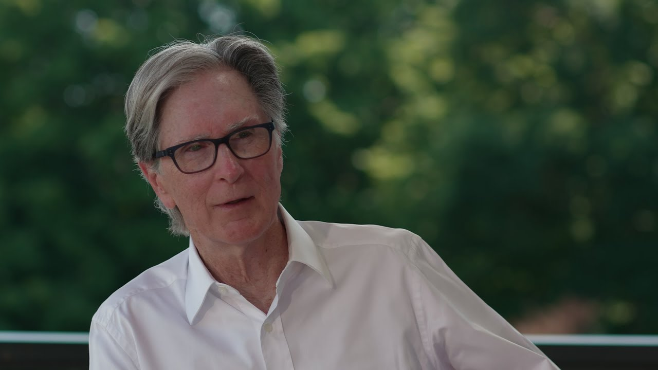 John Henry EXCLUSIVE: 'This is something extraordinary to be part of'
