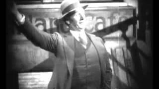"""Atilla, the """"leader of some wop gang"""" in Josef von Sternberg's """"Underworld"""" (1927)"""