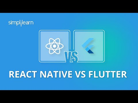 Flutter vs. React Native : Which One to Choose in 2021?