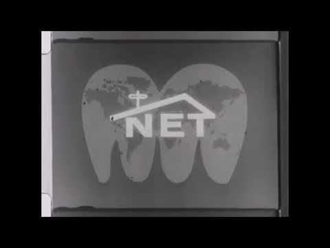 NET:PBS Logo History UPDATE 1952 Present