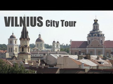 Vilnius City Tour, Lithuania-Lituania