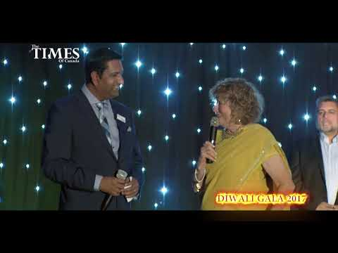 The Times Of Canada Diwali  GALA  2017