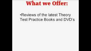 Theory Test Practice