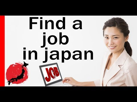 How to Find a Job in Japan