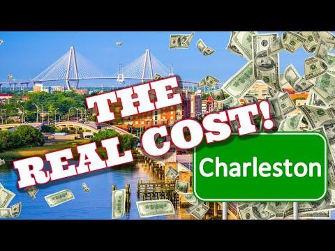 Charleston SC Cost Of Living | Living In Charleston SC