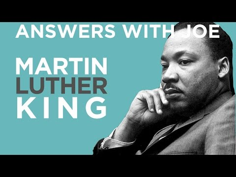 Martin Luther King Jr. and the Origins of Greatness | Answers With Joe
