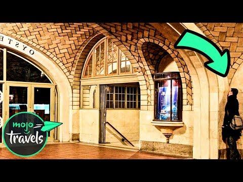 Top 10 Hidden Gems in New York
