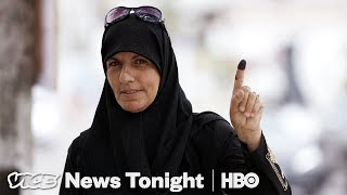 Iraq Elections & The Other American Hostages: VICE News Tonight Full Episode (HBO) thumbnail