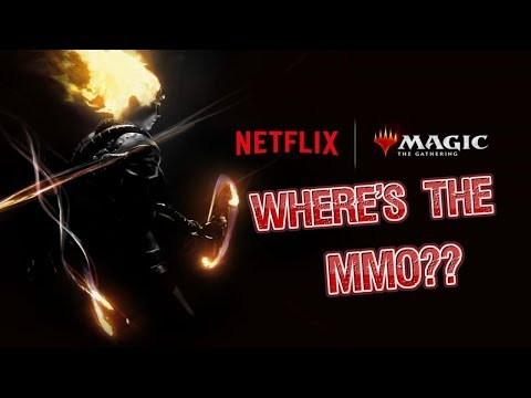 Magic: The Gathering Animated Series | Where's The MMO?