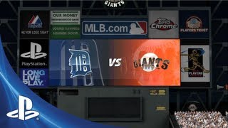 MLB 12 The Show - World Series