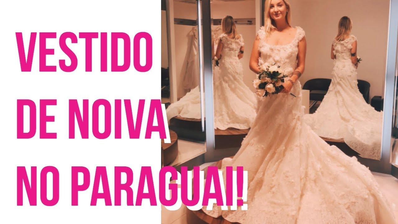 5b3d43f85 Foz do Iguaçu pt 2 - Onde comprar Vestido de Noiva no Paraguay - YouTube