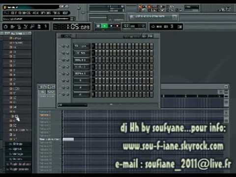 rythme rai virtual dj