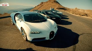 [Top Cars]: AWESOME Bugatti Chiron Test Drive On The Road