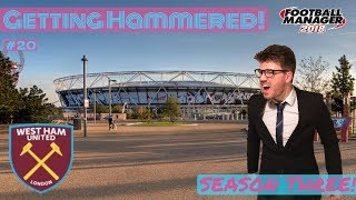 Fm18 west ham - getting hammered! ep20 - questions and suggestions