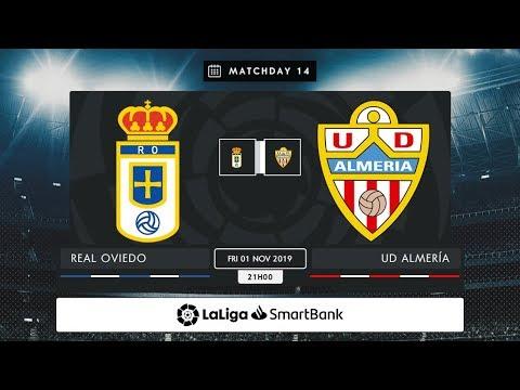 Real Oviedo - UD Almería MD14 V2100