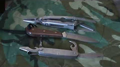 Canadian Armed Forces Issued Knives