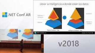 Maximiliano Accotto - Haciendo Machine Learning con SQL Server