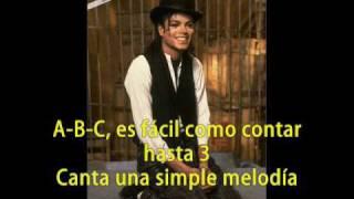 ABC - The Jackson Five Traducida al Español - Michael Jackson Tribute