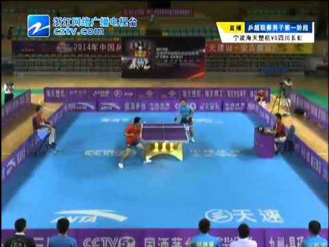 2014 China Super League: Ningbo VS Sichuan [Full Match/Chinese]