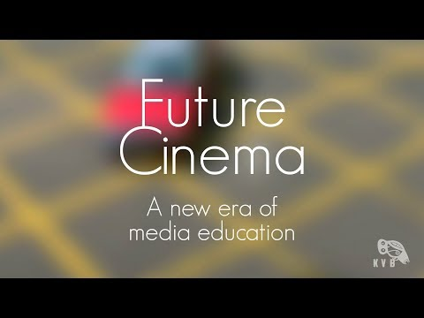 Future Cinema - New media education in Hong Kong [documentary]