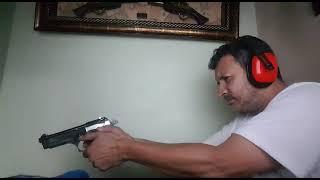 Pistola Traumática Ekol Jackal Dual 9x22mm P.A