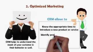 top 3 benefits of using crm to promote your business