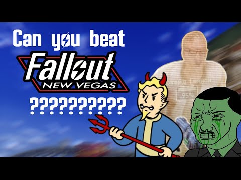 The Worst Way to play Fallout: New Vegas |