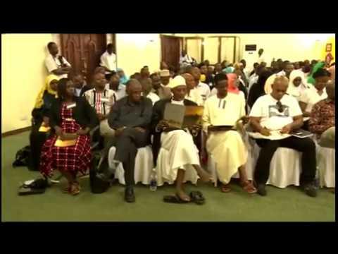 Global Peace Leadership Conference - GPLC Zanzibar Opening Plenary