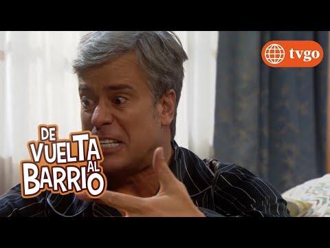 ¡Luis Felipe piensa que besó a Pepa en su despedida de soltero! - De Vuelta al Barrio 17/05/2018