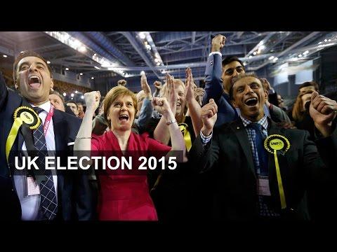 Scottish nationalist landslide | UK Election 2015