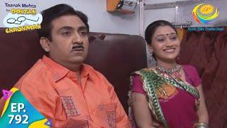 Taarak Mehta Ka Ooltah Chashmah - Episode 792 - Full Episode