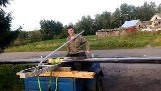 Самолёт По-Дешману. #15. Тест Стабилизатора