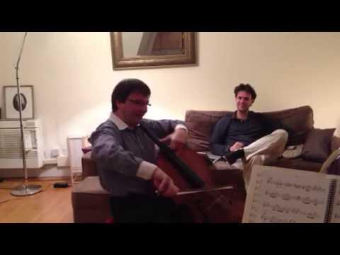Alexei Grynyuk Cello masterclass