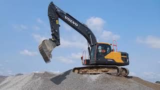New Volvo EC200E Excavator!