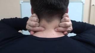 Упражнения для мышц шеи. Как восстановить длинные разгибатели. Шейный остеохондроз