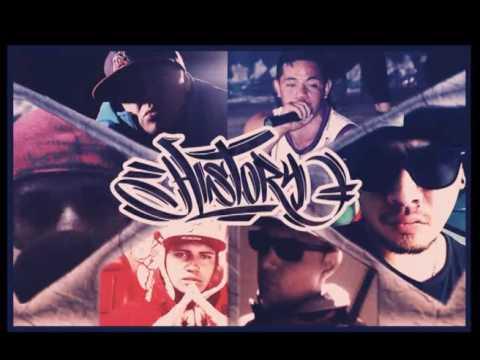 History - Macu (FDR) - Sacota (L.L) - Rapman, Iron (IDS) - Hc - Baloo Beat Box (PMC)