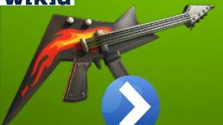 Respawnables - Guitar Machine Gun