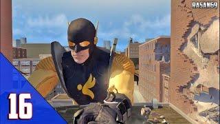 Marvel Ultimate Alliance 2 (PC) walkthrough part 16 (Anti-Reg.)