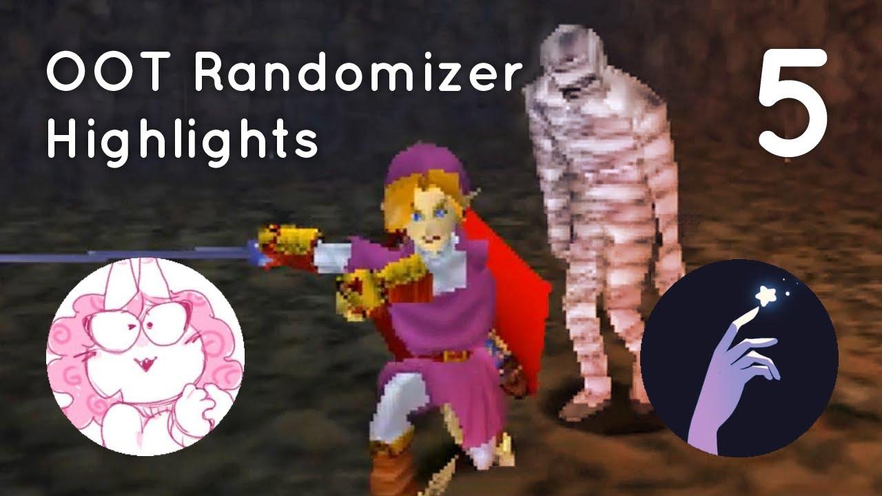 Oot Randomizer Setup