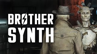 Brother Synth - Nick DiMA s Story - Fallout 4 Far Harbor Lore