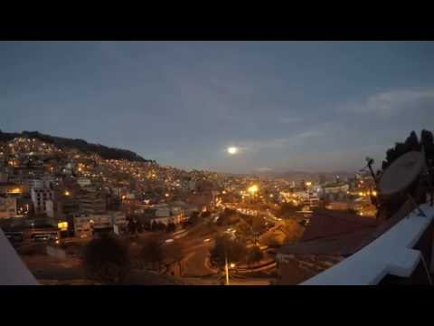 La Paz Time Lapse 4K