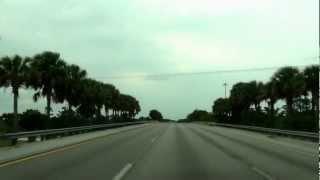 № 2495 США С ветерком 140 км\час по скоростной трассе I-95
