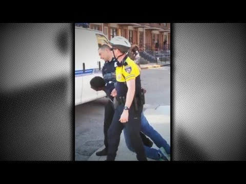 Baltimore Officers Face Charges in Death of Freddie Gray