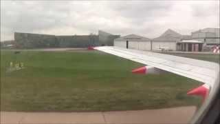 Jet2 Palma de Mallorca to Manchester full flight 737-300 G-CELR