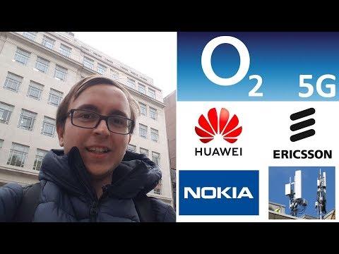 O2 UK 5G Mega Field Performance Test: Huawei 5G vs Nokia 5G vs Ericsson 5G in Leeds and London