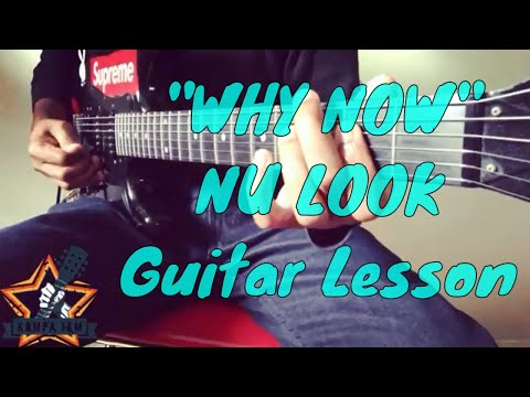 "NU LOOK | ""WHY NOW"" 