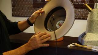 Attaching A Chin Strap To Your Akubra Hat- Hats By The Hundred