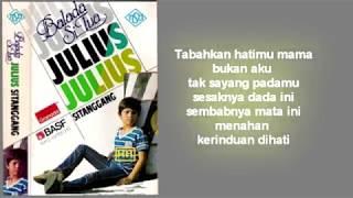Julius Sitanggang - Mama (Lirik)